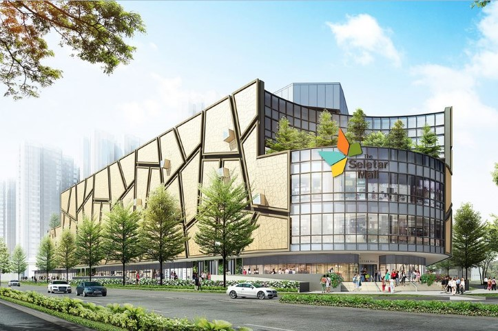 Seletar Mall near High Park Residences